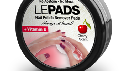 Try a Natural Nail Polish Remover